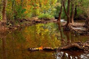 Huéznar river